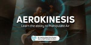 Aerokinesis Featured Image