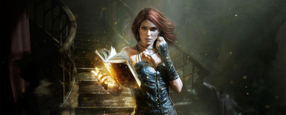 Telekinesis Spell Book
