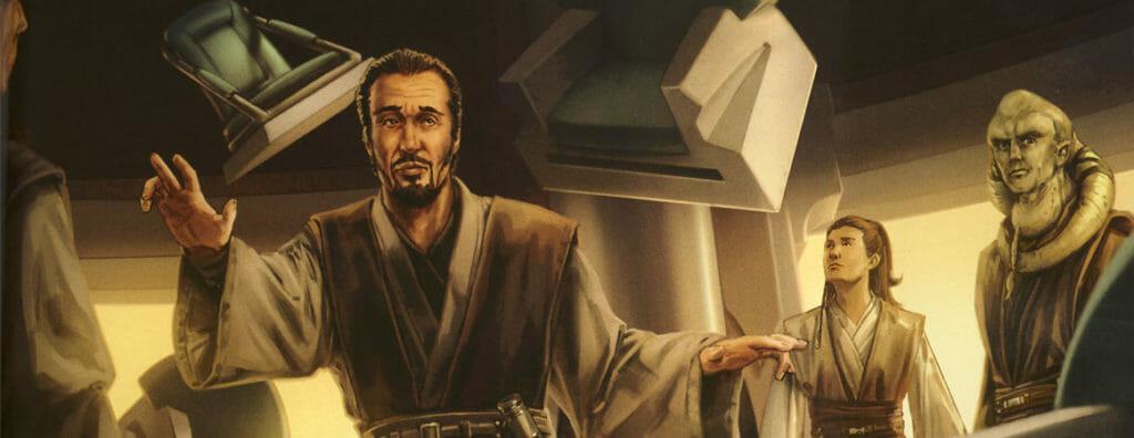 Telekinesis Jedi Moving Objects