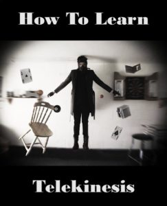 learn telekinesis